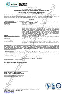Información del Documento Original