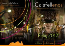 taLLERS DE JOVENtUt - Ajuntament de Calafell