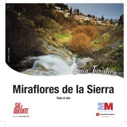 folleto miraflores turismo 2010 2 .indd