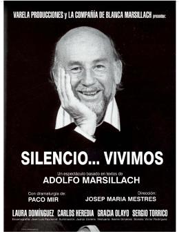 Silencio… Vivimos