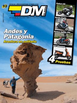 Examen a Fondo - La Revista De Motos