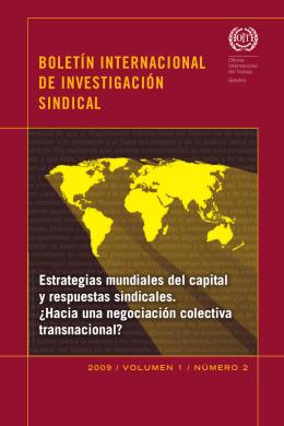 Hacia una negociación colectiva transnacional?  pdf