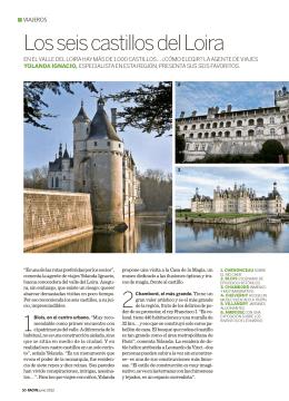Los seis castillos del Loira - RACVN Real Automóvil Club Vasco