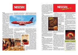Cosas que usted no sabía sobre Nescafé