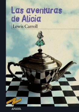 Las aventuras de Alicia (primeras páginas)
