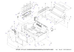 EPSON STYLUS CX4800/DX4850/DX4850Plus/CX4700/PX-A650
