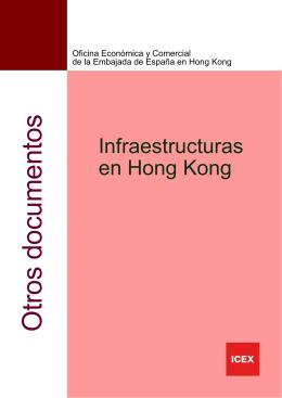 Hong Kong Infraestructuras 2012