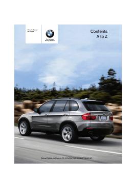 BMW X5 3.0si - Houston Auto Repair