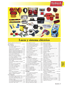 Luces y sistema eléctrico - Redneck Trailer Supplies