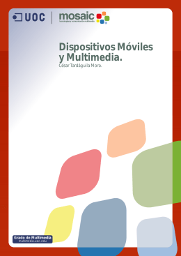 dispositivos móviles y multimedia PDF