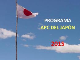 Presentación de PowerPoint - Embajada del Japón en el Perú