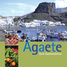 Guía Gastronómica.