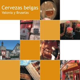Cervezas belgas - Wallonie