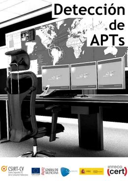 Detección de APTs