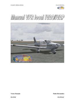 Manual VFR Local