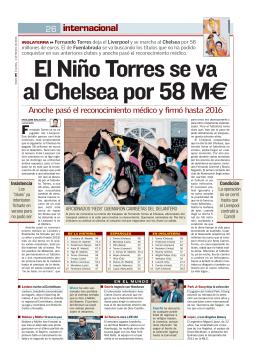 internacional - Fernando Torres