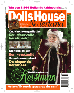 Downloaden - Dolls House Nederland
