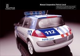 Manual Corporativo Policía Local