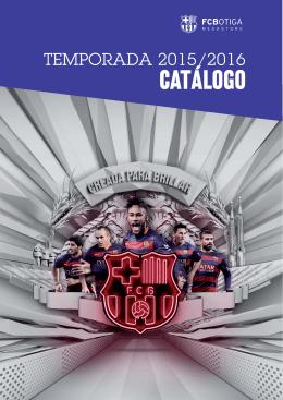 CATÁLOGO - FCB Sponsors Shop