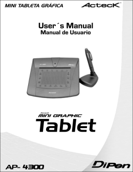 Tablet - Acteck