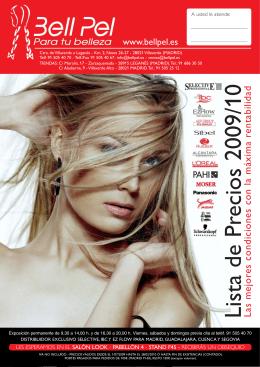 Lista de Precios 2009.qxp