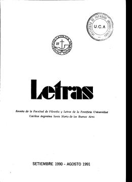 Letras N° 23-24 (número completo) - Biblioteca Digital