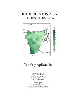 Introducción-a-la-geoestadística - Docentes
