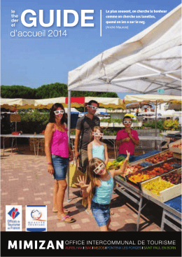 Laden Sie die guide Aktivitäten und Unternehmen 2014