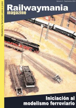 Iniciación al Modelismo Ferroviario