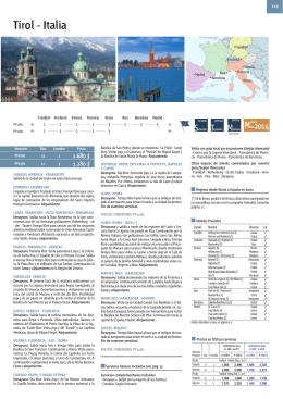 Tirol - Italia - Special Tours