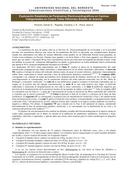 V-039 - Universidad Nacional del Nordeste