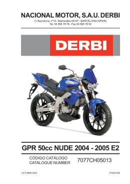 03-GPR 50cc NUDE 2004 - 2005 E2.pmd