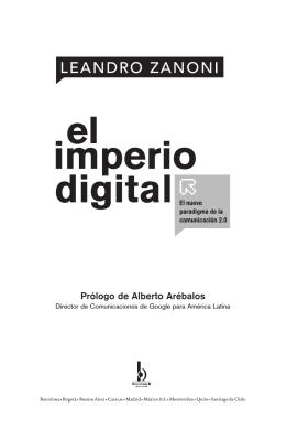 El imperio digital - EdicionesDigitales.info