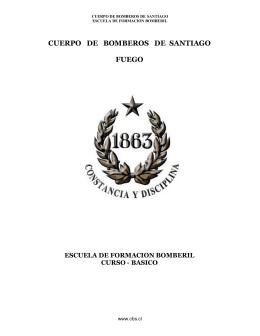 Manual Curso Basico CBS - FUEGO