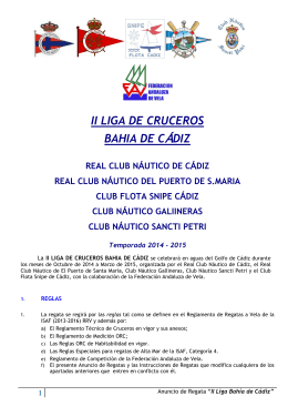 AR LIGA BAHIA DE CADIZ 2014-2015