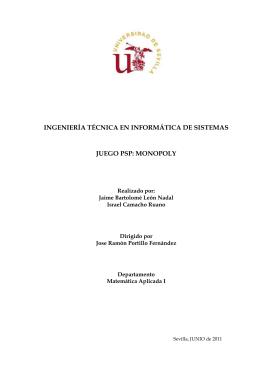 Documentacion - forja de RedIRIS