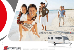 caravanas sterckeman catálogo 2015 - pdf