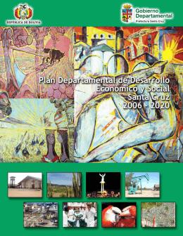 PDDES 2020 - Gobierno Autónomo Departamental de Santa Cruz