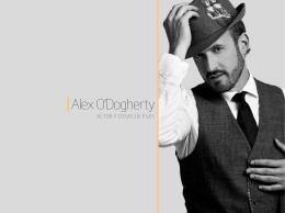 - Alex O`Dogherty