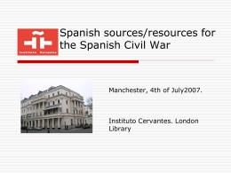 1 Institutional Resources