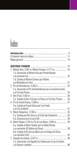 50 montañas de los Alpes (Ediciones Desnivel)