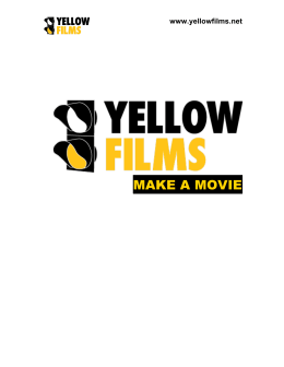 MAKE A MOVIE - Yellow Films