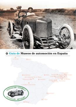 Guía de Museos de automoción en España