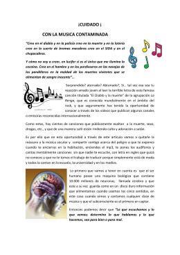 nota completa - Iglesia Cristiana MOVIMIENTO STEREO 102