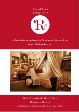 Pieza del mes - Museo del Romanticismo