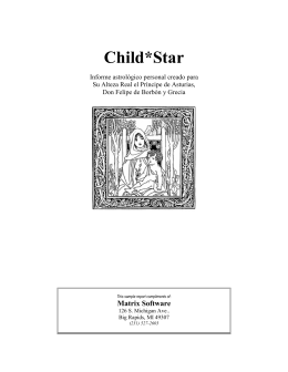 Child*Star