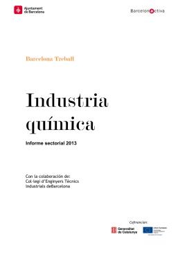 Informe de sector: Industria química