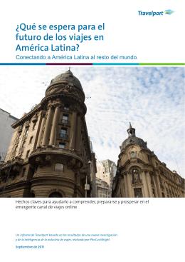 ¿Qué se espera para el futuro de los viajes en América