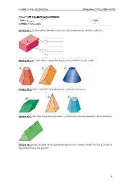 ies los pacos - fuengirola departamento matemáticas 1 ficha tema 9