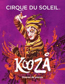 Dossier de prensa - Cirque du Soleil